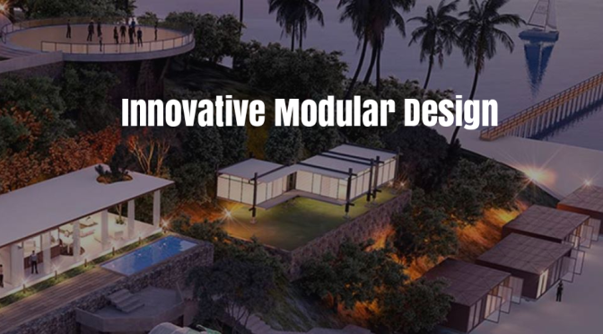 Innovative Modular Design: Revolution Precrafted Infuses Art Into Prefab Architecture