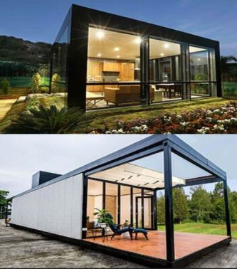 Revolution Precrafted Modular Homes
