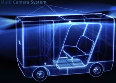 Sony and Yamaha Motor Partner to Develop SC-1 Sociable Cart