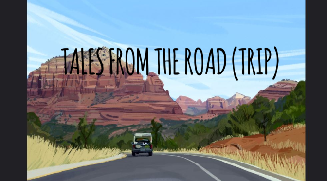 "Stories From The Road (Trip): ""Big Bend Country""… ""The Wild West Of Texas"""