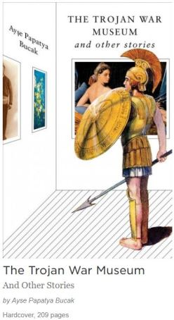 The Trojan War Museum and Other Stories by Ayşe Papatya Bucak book NPR