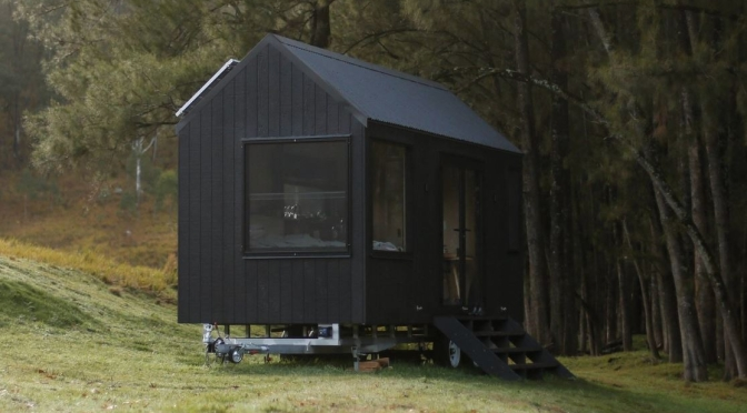 Future Of Homebuilding: Off-Grid Eco House For Summer Trips From Fresh Prince Design In Australia