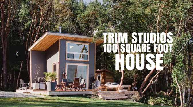 "Future Of Housing: Trim Studios 100-Sq.  Foot Home Is ""Hideaway Of Dreams"""