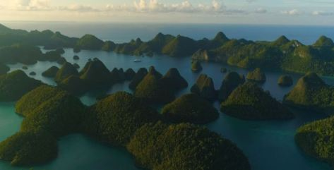 Wayags - Raja Ampat Aerial Travel Film By Michael Fletcher 2019