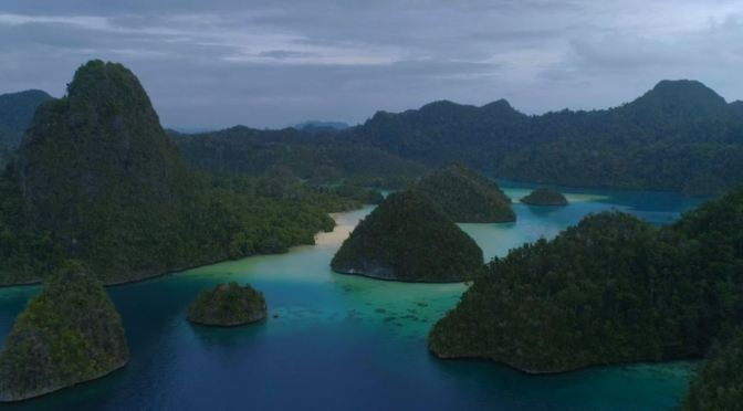 "Top New Travel Videos: ""Wayag's  – Raja Ampat"" Island Chain Directed By Michael Fletcher (2019)"