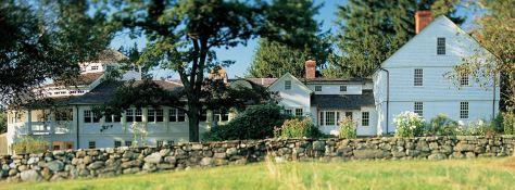 Winvian Farm Restaurant Connecticut exterior
