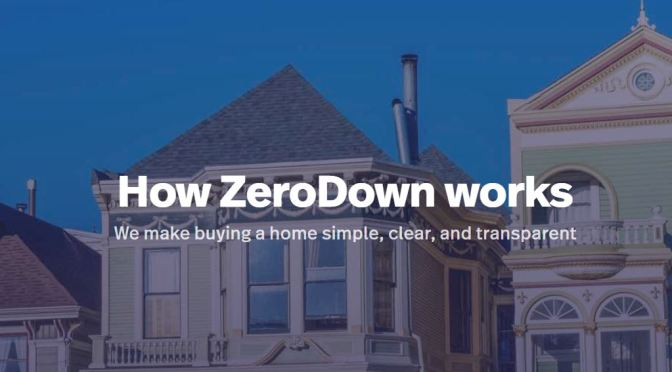 Future Of Home Buying: ZeroDown Buys The Home, You Pay Monthly To Complete Purchase Later