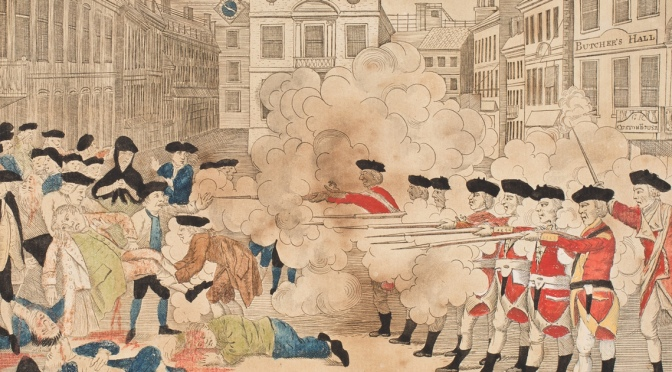 """Museum Exhibitions: """"Beyond Midnight –  Paul Revere"""" At The New York Historical Society"""