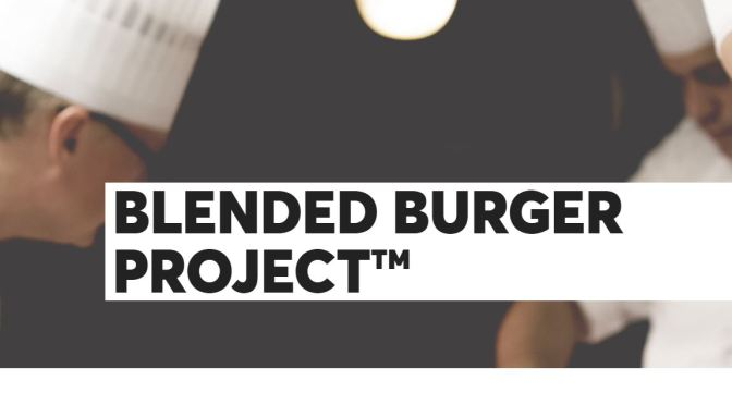"Trends In Food: 5th Annual ""Blended Burger Project"" Celebrates Five Winning Chefs On Oct. 23"