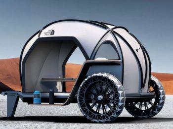 BMW Futurelight Camper sideview