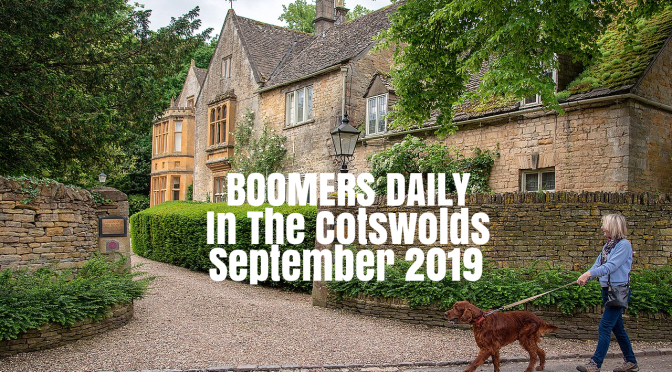 Driving The Cotswolds: To Sudeley Castle And Upper Slaughter