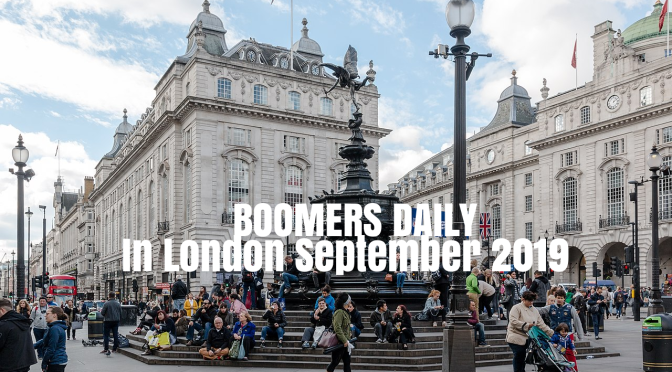 Boomers In London: Day 3 – Kensington To Mayfair, Soho & Bloomsbury