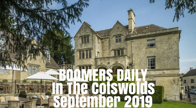 Into The Cotswolds: From The Roman Baths North To Painswick
