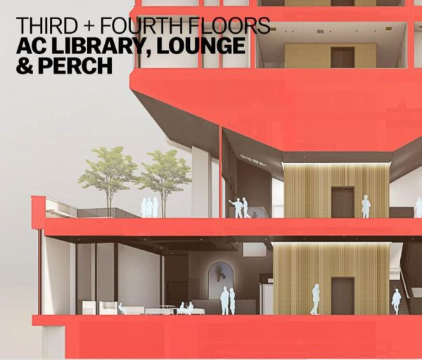 Danny Forster & Architects Nomad Design Side