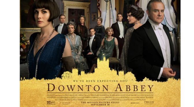 "Top Interviews: ""Downton Abbey"" Movie Producer & Writer Julian Fellowes"