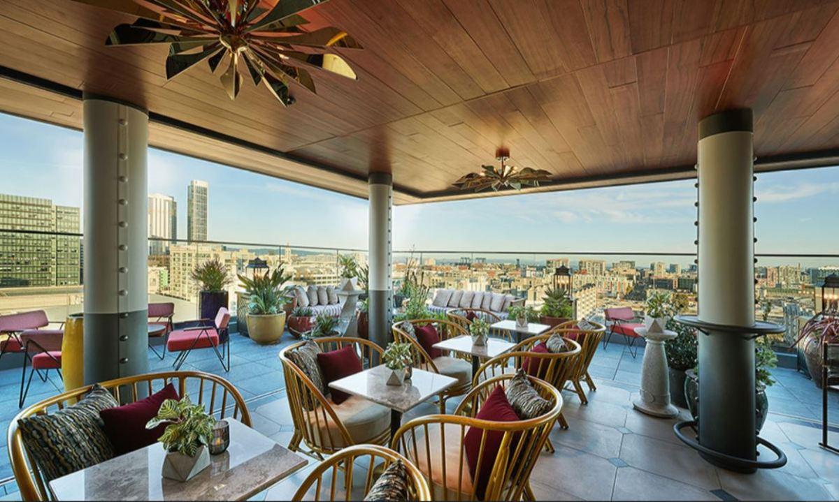 "Top Hotel Bars: ""Everdene"" At The Virgin Hotels San ..."