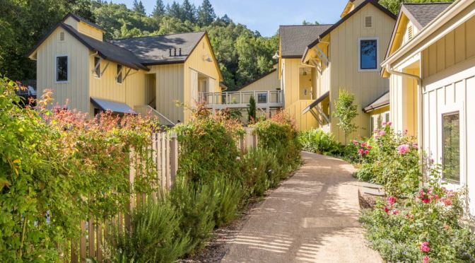 Top California Hotels: The Farmhouse Inn  Is A Culinary Destination In Sonoma Wine Country