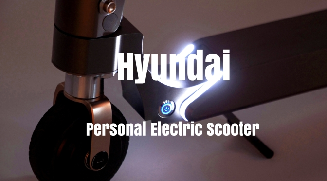 Future Mobility: Hyundai Rolls Out Foldable Personal Electric Scooter Which Charges And Stores In Their Cars