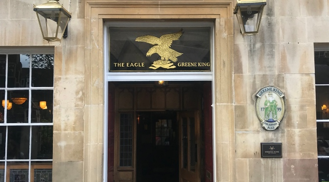 Top Pubs In Cambridge: The Eagle, Established In 1667