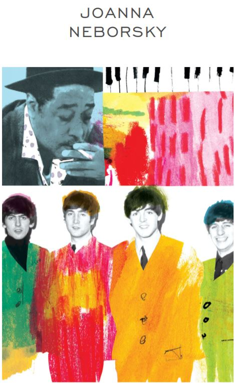 Joanna Neborsky Illustration Beatles
