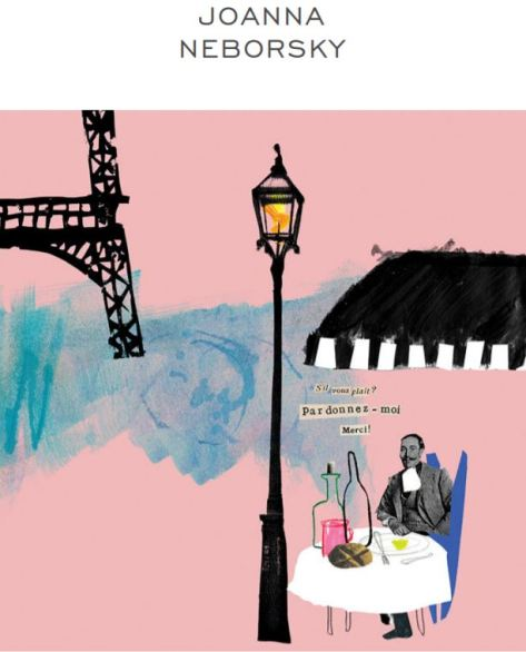 Joanna Neborsky Illustration Paris