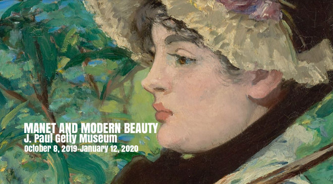 "Top Exhibitions: ""Manet and Modern Beauty"" At The  J. Paul Getty Museum Opening October 8"
