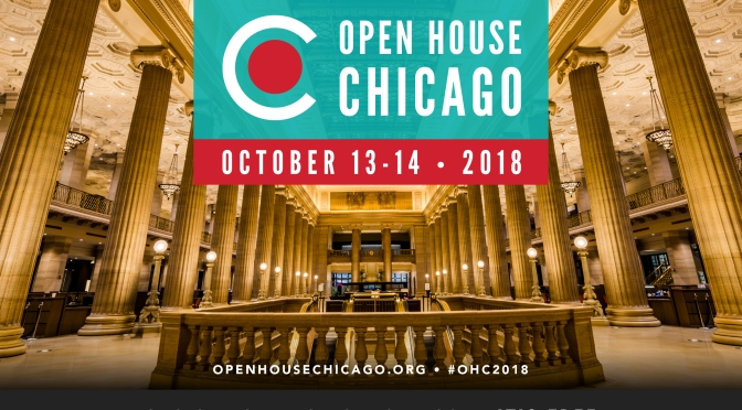 Top Events: Open House Chicago 2019 Features Over 350 Sites Oct. 13-14