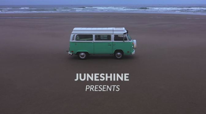 """Past To Present"" By Andrew Studer Profiles Photographer Jarett Juarez's Love Of Fixing Up Old VW Buses (Short Film)"