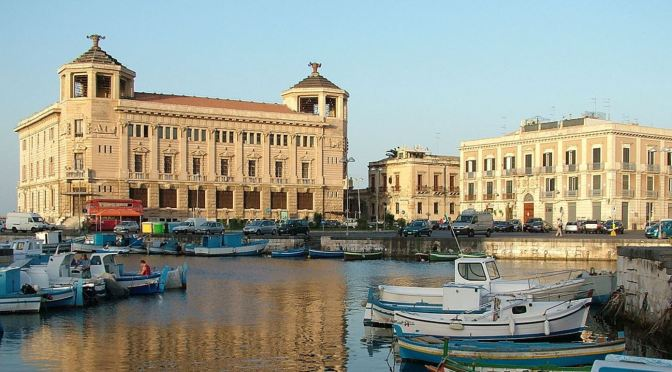Top Travel Destinations: Ortigia Island, Historical Center Of Syracuse, Sicily