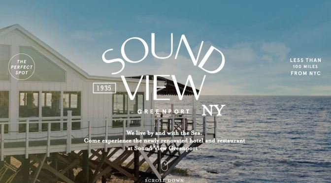Destination Restaurants: The Halyard (& Jack's Shack) At Sound View Hotel In Greenport, NY