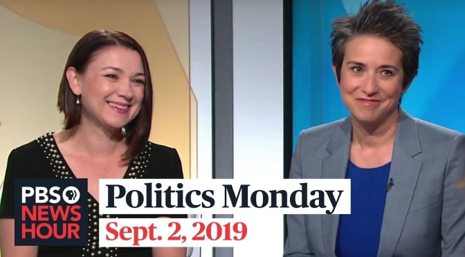 Top Political Podcasts: Tamara Keith And Amy Walter Discuss Latest In Washington (PBS)