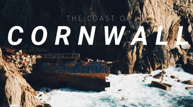 "Top New Travel Videos: ""The Coast Of Cornwall"" Produced By IKWAI (2019)"