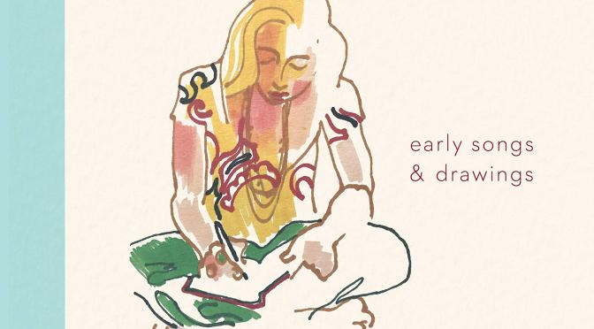 """New Art Books: """"Morning Glory On The Vine"""" By Joni Mitchell Is """"Vivid, Intimate"""""""