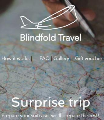 Blindfold Travel