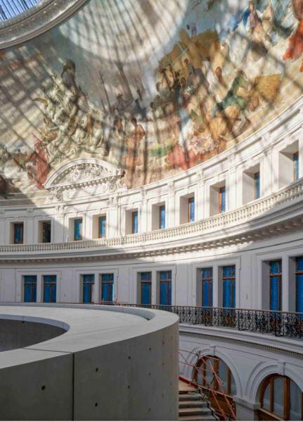 Bourse de Commerce—Pinault Collection by Maxime Tétard