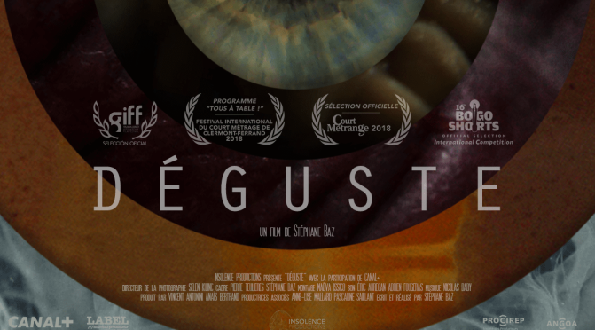 "Culinary Arts: Short Film ""Déguste"" Serves Up Life As A Cooking Chef For A Day"