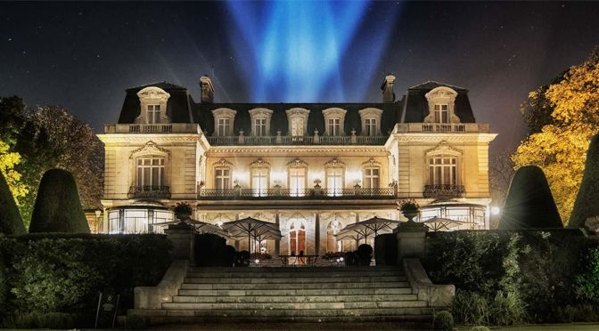"Destination Travel: ""Belle Époque Luxury"" At Domaine Les Crayères Hotel, Champagne, France"