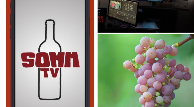 "Culinary Arts: First Season Of ""SommTV"" Streaming Service Launches (Video Trailer)"
