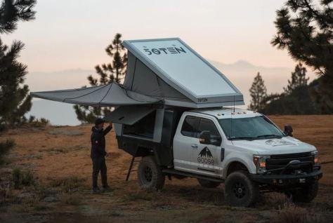 FiftyTen - Goose Gear Camper System