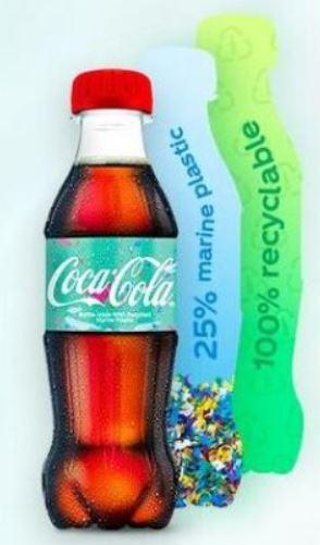 Ioniqa Ocean Plastic Bottles