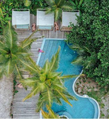 Isla Palenque Resort Panama Pool