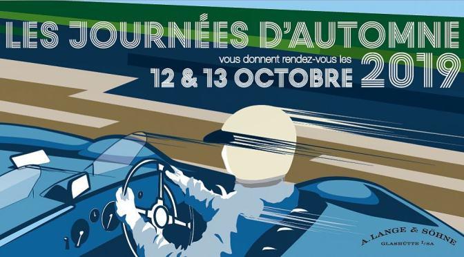"""Classic Car Events: The """"Journées d'Automne"""" Near Paris Is Now A Top Motoring Destination"""