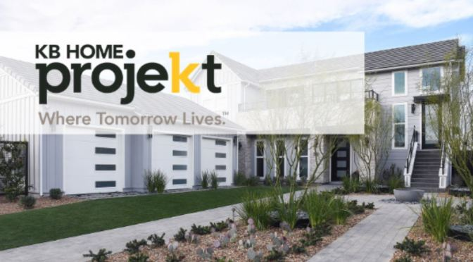 Homebuilder KB Homes Discusses Smart Homes Of Tomorrow (Video)