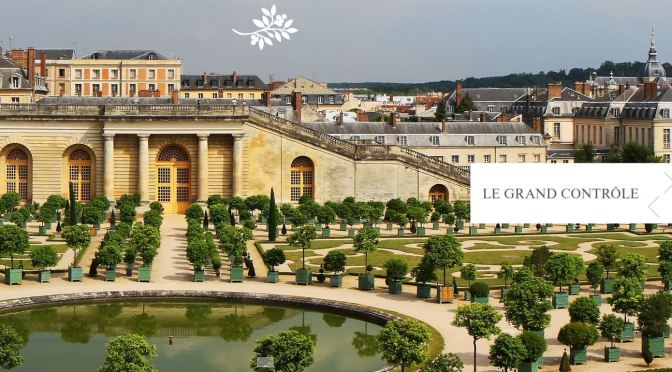 New Destination Hotels: Le Grand Contrôle At The Château de Versailles Opens In Spring 2020