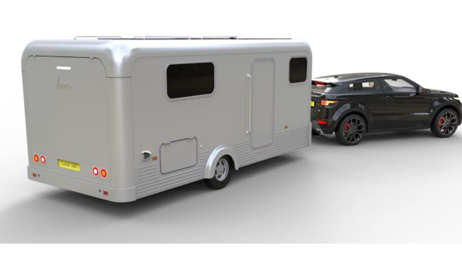"Top Camper Trailers: ""Lume Traveler LT540"" Is Larger, With Open Roof, Upgrades"