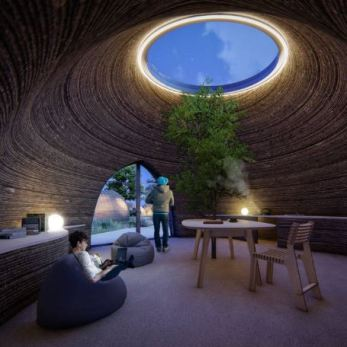 Mario Cucinella Architects 3D Printed homes in Italy with WASP