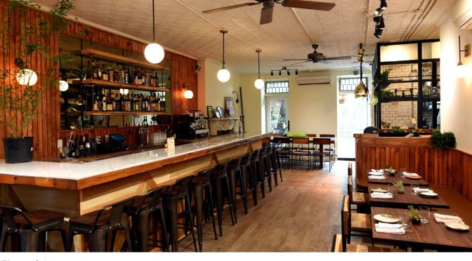 "Top Restaurants: ""Miss Ada"" Is ""Mediterranean With A Twist"" (Brooklyn, NY)"