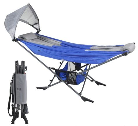 Mock One Folding Hammock