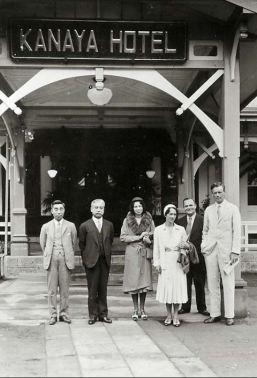Nikko Kanaya Hotel Japan History