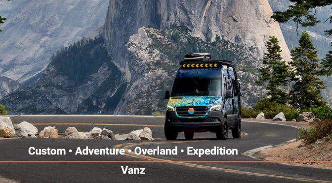 "Top Camper Vans: Nomad Vanz Of British Columbia ""Fits In All The Essentials"""